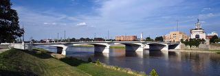 High Main Street Bridge over the Great Miami River Hamilton, OH